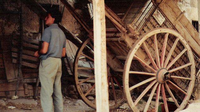Fotografía rural José Luis Gallego / Montejo de la Vega de la Serrezuela (Segovia)